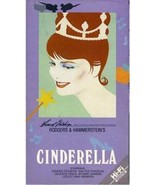 CINDERELLA 1964~LESLIE ANN WARREN~RARE~NOT ON DVD - $7.99