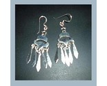 Ss bell   star chandelier fish hook earrings 2 thumb155 crop