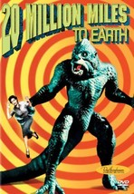20 Million Miles to Earth DVD