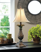 PINEAPPLE TABLE LAMP  - $57.95