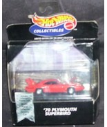 Hot Wheels Collectibles '70 PLYMOUTH SUPERBIRD NEW 1:64 1998 - $13.96