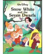 Walt Disney's Snow White and Seven Dwarfs Book - $4.95