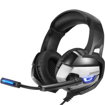 ONIKUMA K5 Black Gaming Headset for PS4, Xbox One and PC - $28.99
