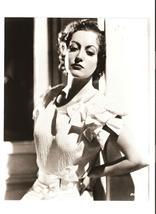 Joan Crawford 8 x10 B&W Photo - $4.95