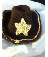 Baby Cowboy Hat - $4.99