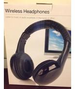 Wireless Headphones - New in Box! - 6+ Functions. - $38.00