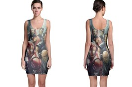 Iluminati The Universe Team Women's Sleevless Bodycon Dress - $21.80+