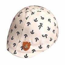 Unisex Baby Sun Hat Infant Cotton Cap Toddler Beret Cap Great Gift Beige Hat