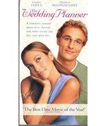 The Wedding Planner (VHS Video) - $3.25
