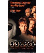 Halloween H20 (VHS Video) - $7.00