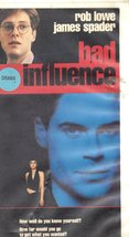 Bad Influence (VHS Video) - $7.00