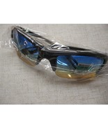 sunglasses blue  amber colorful liteweight New ... - $7.95