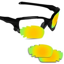 Anti-Saltwater Replacement Lenses for Oakley Jawbone Vented Sunglasses Various C - $39.98