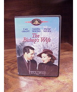 The Bishop's Wife DVD, Used, 1947, B&W, Cary Grant, Loretta Young, David... - $7.95
