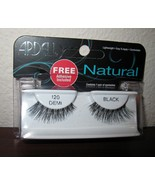 Natural Black Demi Eyelashes with Adhesive by Ardell New! #X145 - $7.99