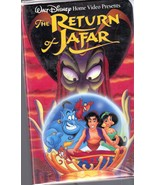 3 Disney VHS Videos- The Return of Jafar, Sword in the Stone & DuckTales... - $4.95