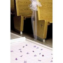Hortense B. Hewitt 30050 Wedding Accessories Fabric Aisle Runner, 100-Fe... - $27.16