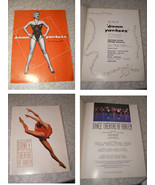 Damn Yankees Musical Program Vintage Gretchen Wyler & Dance Theatre Of H... - $24.99