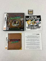 Mystery Case Files MillionHeir Nintendo DS 2008 Game with Manual - $5.00