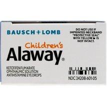 Alaway Children's Antihistamine Eye Drops, 0.17 Fluid Ounce image 5