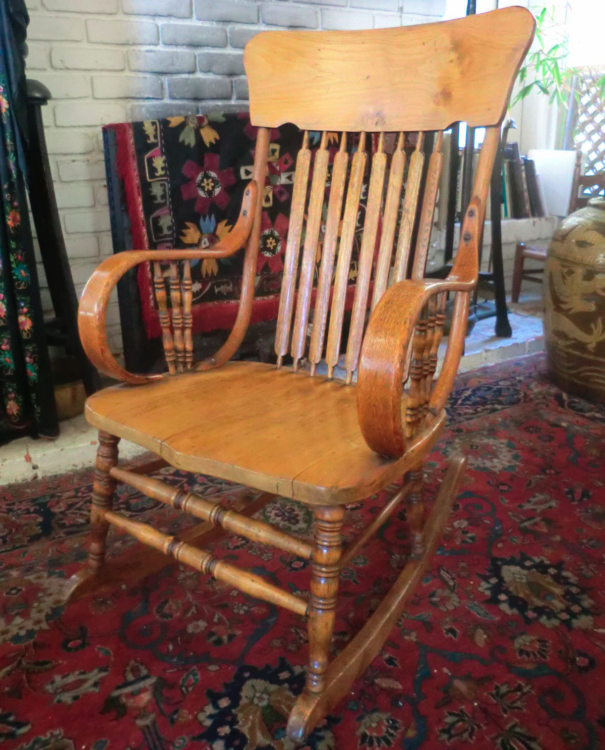 Bentwood rocking chair value - Bentwood Rocking Chair Value
