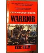 VIETNAM: GROUND ZERO Warrior by Eric Helm (1990) Gold Eagle pb 1st - $9.89