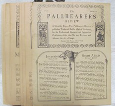 The Pallbearers Review 1967 13 issues. - $73.50