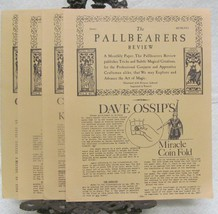 The Pallbearers Review 1971Jan-May - $44.10