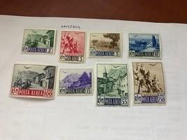San Marino Airmail 8v. mnh 1950 stamps - $199.95