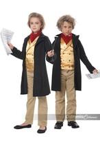 California Kostüme Berühmt Composer Beethoven Kinder Halloween Kostüm 00367 - $30.49