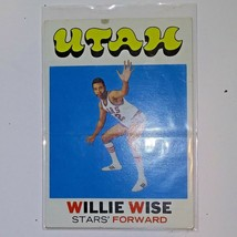 1971 Topps #194 Willie Wise Rc Nm *A2032 - $4.46