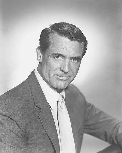 Cary grant poster 24x36 b w