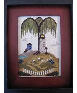 Nantucket Village Series Part 3 cross stitch chart By The Bay Needleart  - $9.00