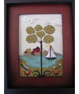 Nantucket Village Series Part 4 cross stitch chart By The Bay Needleart  - $9.00