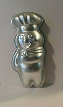 "Vintage 1975 Pillsbury Doughboy 7.5"" Mini Cake Pan Or Jell-O Mold - #300... - $8.42"