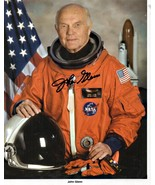 4 x 6 Autograped Photo of John Glenn RP - $2.19