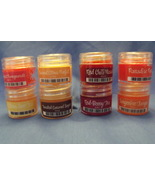 Scentsy New 8 Assorted Sample jars Wickless Wax for Melters  - $5.95