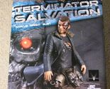 Terminator Salvation / Marcus Wright Bust 2009 by DC Unlimited / DCComics - new