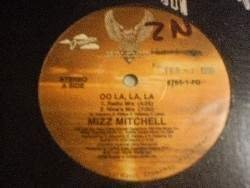 Mizz Mitchell - OO LA, LA, LA - Dream Records 4765-1-FD