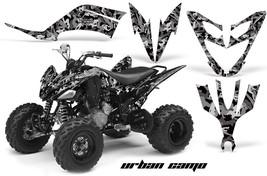 ATV Decal Graphic Kit Quad Sticker Wrap For Yamaha Raptor 250 2008-2014 URBAN K - $169.95