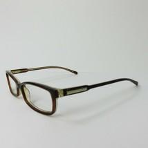 BURBERRY Eyeglasses Frame Italy designer eyewear 52-16-140 Brown model B... - $48.00
