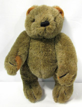 """Vtg 1983 Gund Gunder Collector Classic Limited Edition Teddy Bear Jointed 12"""" - $12.86"""