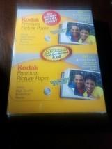 Kodak Premium Picture Paper 4 X 6 Photos 200 Sheets  - $25.62