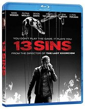 13 Sins [Blu-ray] (2014)