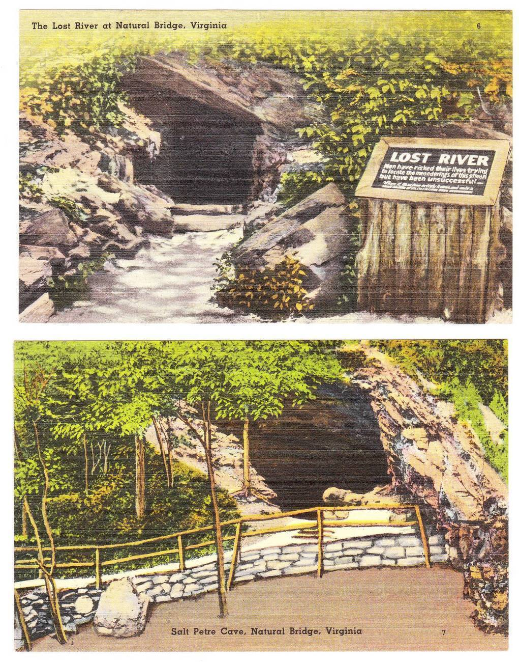 Pc natural bridge va lot of 2