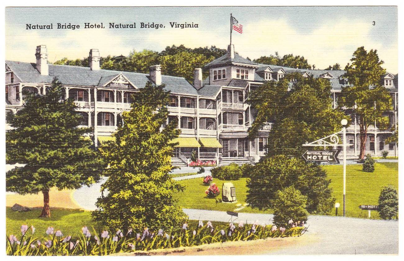 Pc natural bridge hotel va