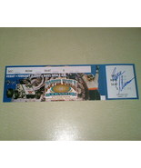 Ryan Newman Autographed USAC racing ticket stub Nascar - $29.99