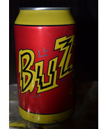 The Simpsons Movie Buzz Cola - opened Can - Homer, Bart, Lisa - $6.81