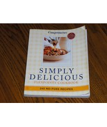 Weight Watchers Simply Delicious Flexpoints Cookbook - $7.00