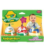 Crayola Beginnings Crayon Buddies (Fox, Rabbit and Bird) - $29.65